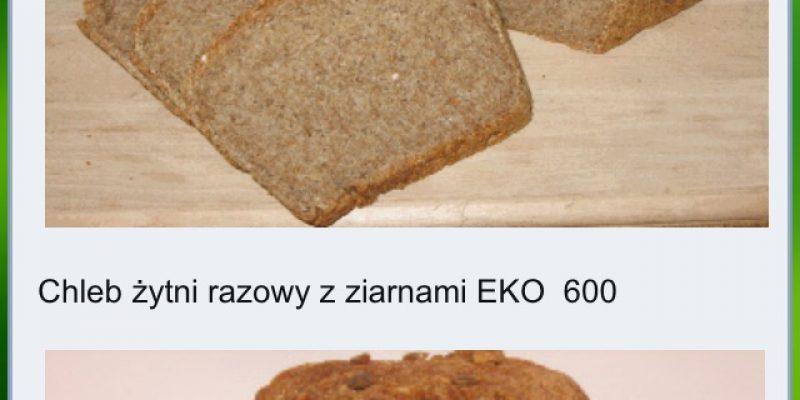 Chleb ekologiczny z certyfikatem