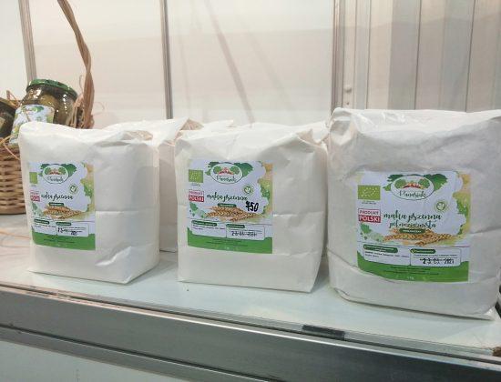 Mąka pszenna ekologiczna